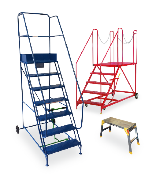Select of Warehouse Ladders