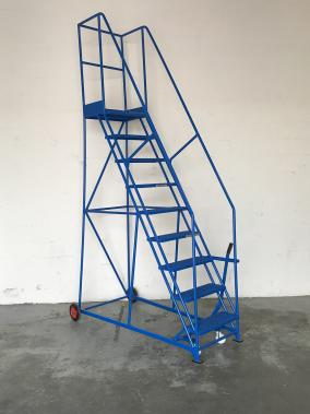 TekA Step Warehouse Ladders Warehouse Ladders