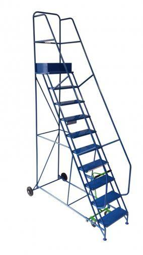 Warehouse Ladders Amp Mobile Safety Steps The Ladder Warehouse