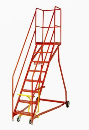 British Standard Safety Steps Warehouse Ladders