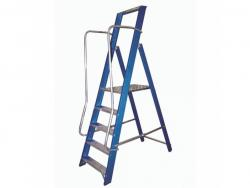 Fibreglass Step Ladders - Extra Wide