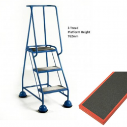Steptek Classic Colour Dome Feet Steps -Anti Slip Treads