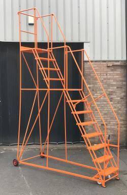 TekA Step Split Level Mobile Safety Steps