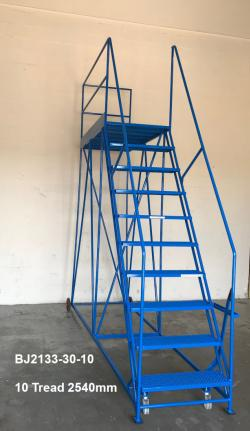 Single Ended Access Platforms - 500kg Heavy Duty - 3454x1092x3048 - BJ2133/30/10