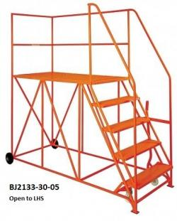 Single Ended Access Platforms - 1930x965x2134 - BJ2133/30/4