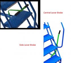 Heavy Duty Access Platform - 500kg - KAP08DM 3000x995x2775 Warehouse Ladder