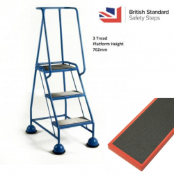 Steptek British Standard Classic Colour Dome Feet Steps -Anti Slip Treads