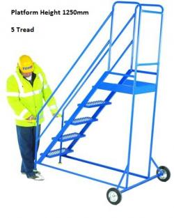 Tilt and Go Warehouse Ladders 1760x650x1345 - S701