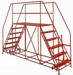 TekA Step Double Ended Access Platform