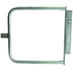 Galvanised Self Closing Half Height Gate Universal For use with 25 Series Ladders