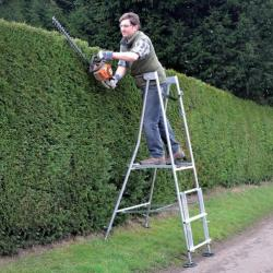 Henchman Hi-Step Junior Garden Platform Ladder