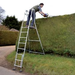 Henchman Hi-Step Major Garden Platform Ladder