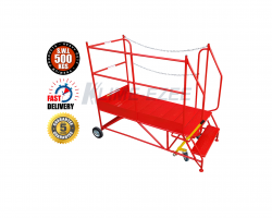 Heavy Duty Access Platform - 500kg - 500mm Platform Height - KAP02DM