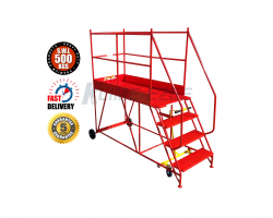 Heavy Duty Access Platform - 500kg - 2000x995x2110 - KAP04DM