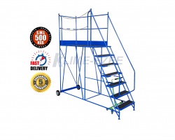 Heavy Duty Access Platform - 500kg - 2750x995x2650 - KAP07DM