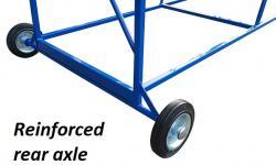 Extra Heavy Duty Warehouse Ladders  - 500KG Warehouse Ladder