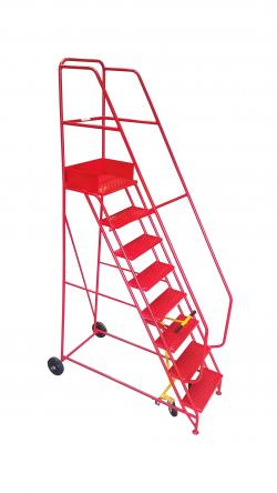 Industrial Warehouse Ladders - 300Kg Capacity