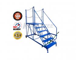 Klime ezee Truck Dock Step - 2200x995x2300 - KTD06DM