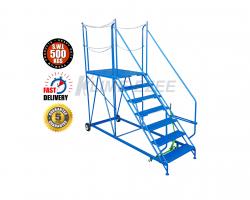 Klime ezee Truck Dock Step - 2400x995x2500 - KTD07DM
