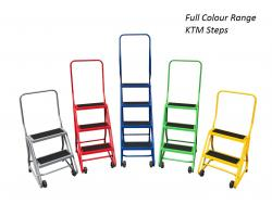 Klime-ezee Tilt and Move Office Steps - 300kg