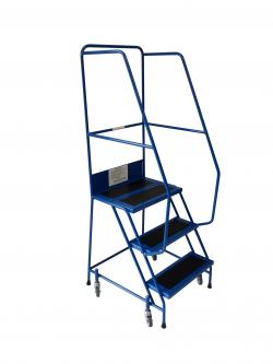 Lightweight Steps - Safety Step Ladders 1000mm - KL04DM