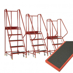 Premier Commercial Warehouse Steps Anti Slip Treads