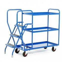 Heavy Duty Step Trollies
