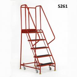 Premier Commercial Warehouse Steps - 2230x640x1170 - S262