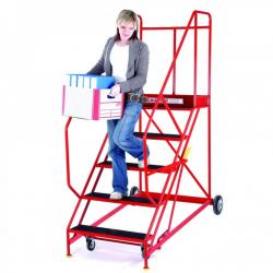 Steptek Easy Rise Warehouse Ladders