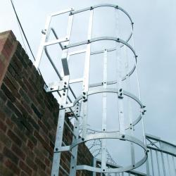 Vertical Access Ladder Kit