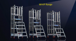 PAS250 Podium Steps - 2540x1600x760 - WHIP1500